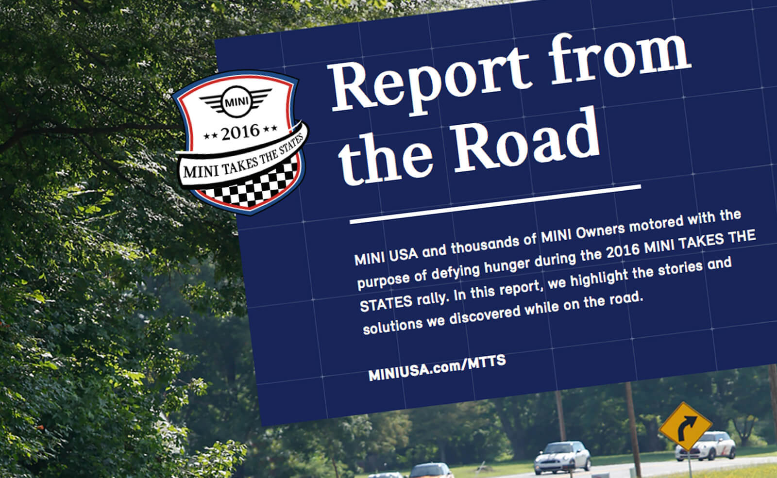 Report from the Road