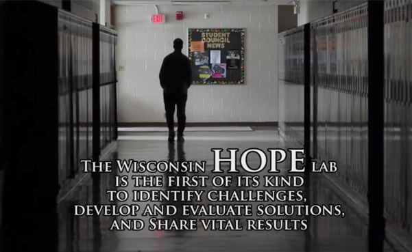 wisconsin hope lab promo video